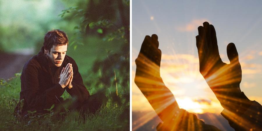 Orar para curar enfermedades