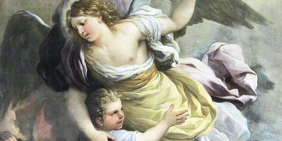 imágenes de los ángeles custodios