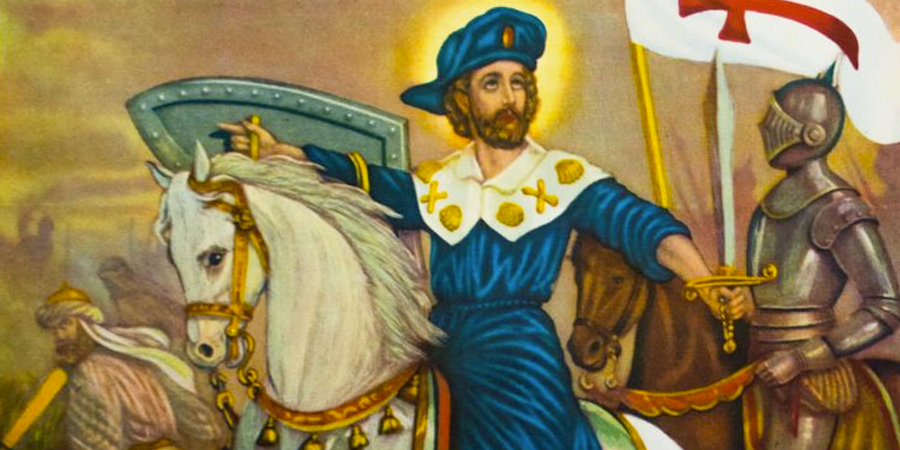 imágenes de santiago apostol